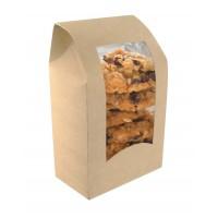Braune Wrap/Cookie Boxen   95x54mm H152mm